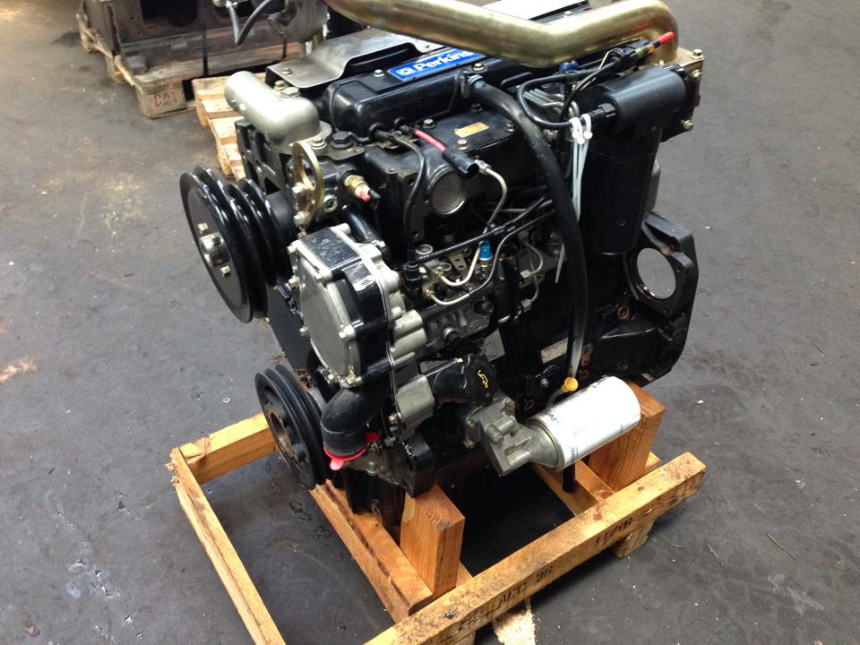 Perkins 1104 Engine