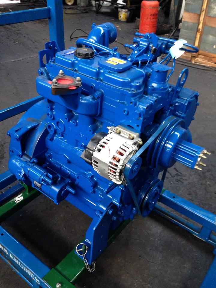 Perkins FG Wilson Engine