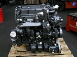 MAN Engine Rebuild
