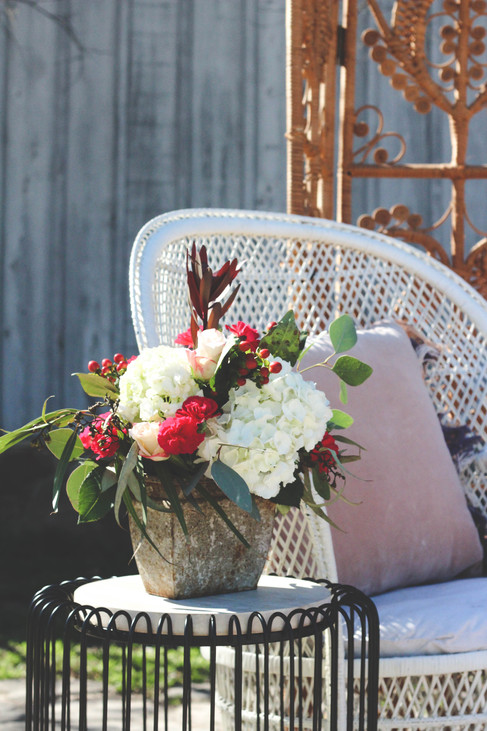 Boho Wedding Event Floral Bouquet