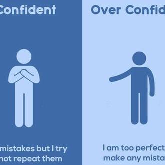 THE OVERCONFIDENCE EFFECT… sarà l'eccesso di fiducia alla base di tante decisioni sbagli