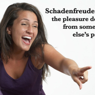"""Heil SCHADENFREUDE! … ovvero """"VIVA, la Fascinazione del MALE"""""""