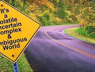 Volatilità, Incertezza, Complessità, Ambiguità. Vivere in un mondo V.U.C.A.