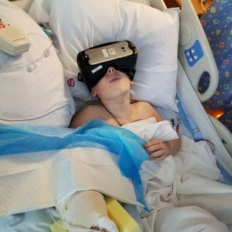 Le nuove tecnologie come supporto psicologico nella cura ospedaliera dei piccoli pazienti