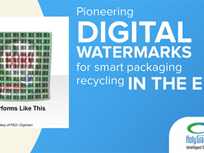 Tecniche pionieristiche digitali per il riciclo degli imballaggi