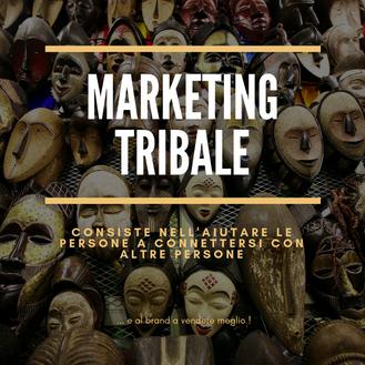 Marketing Tribale