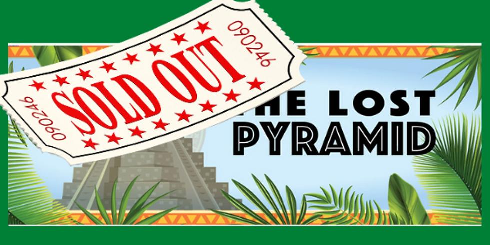 The Lost Pyramid Escape Room