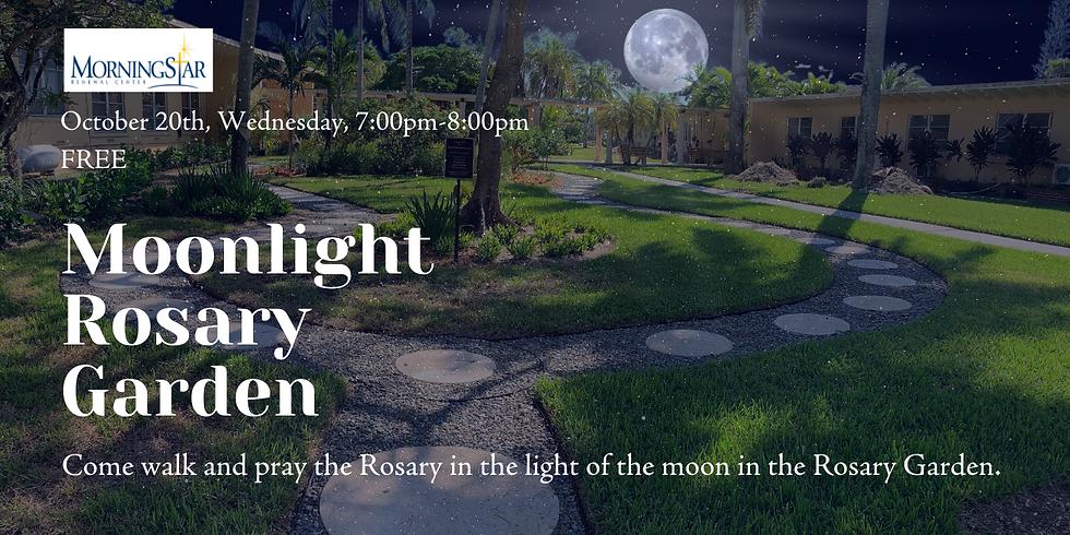 Moonlight Rosary Garden