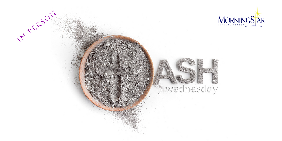Ash Wednesday Mini-Retreat-In Person Sold Out