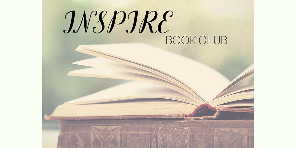 INSPIRE Book Club  (See all dates below)
