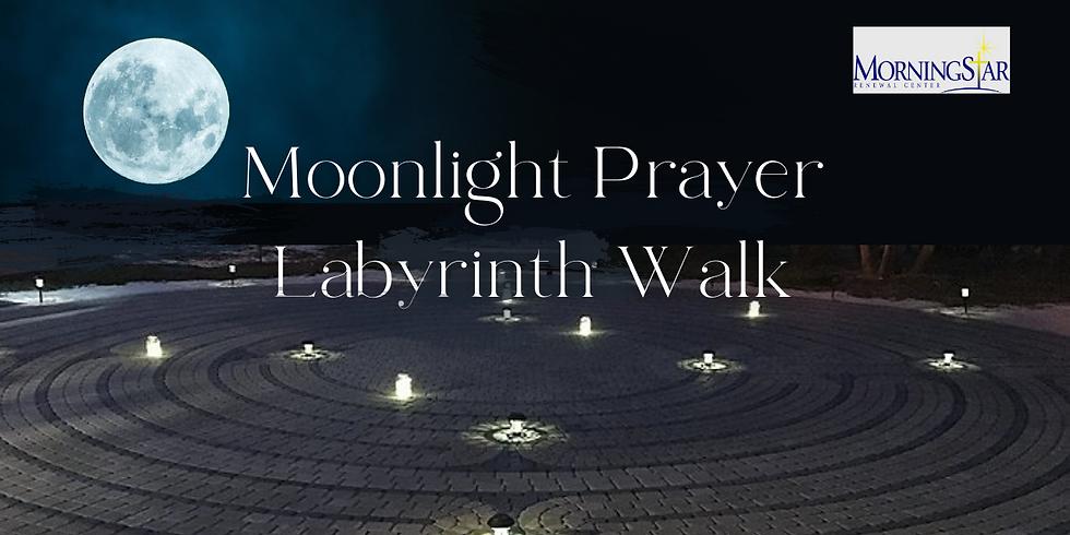 Moonlight Prayer Labyrinth Walk (Weather Permitting)
