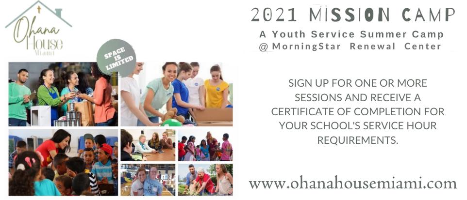 2021 Mission Camp by Ohana House