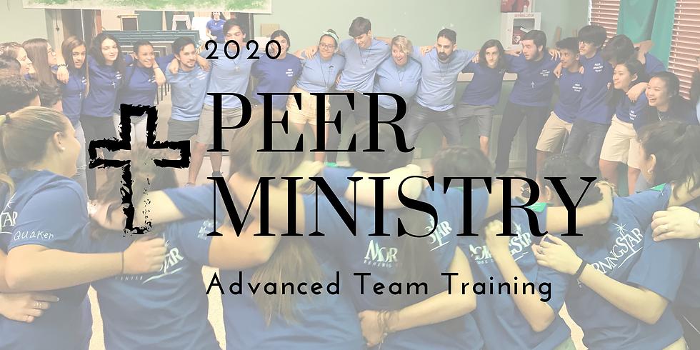 Advanced Peer Ministry Training