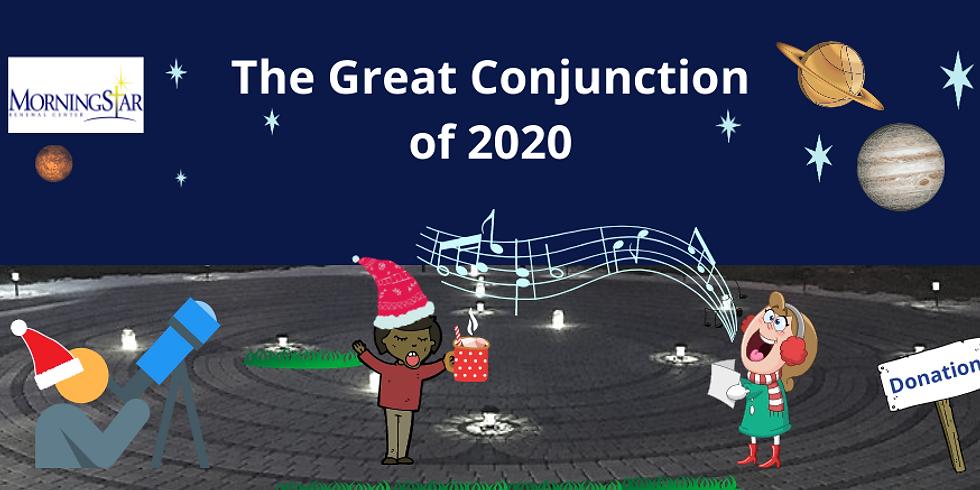 Planet viewing, Christmas Carols & Hot Chocolate