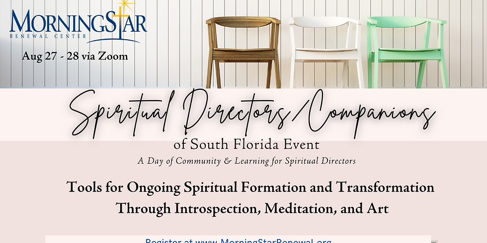 Spiritual Directors/ Companions of South Florida