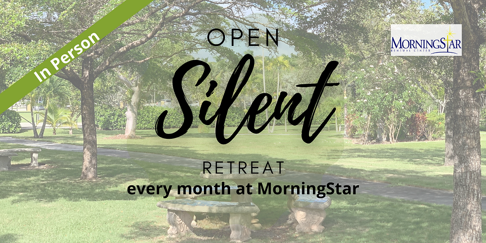 Monthly Silent Retreat