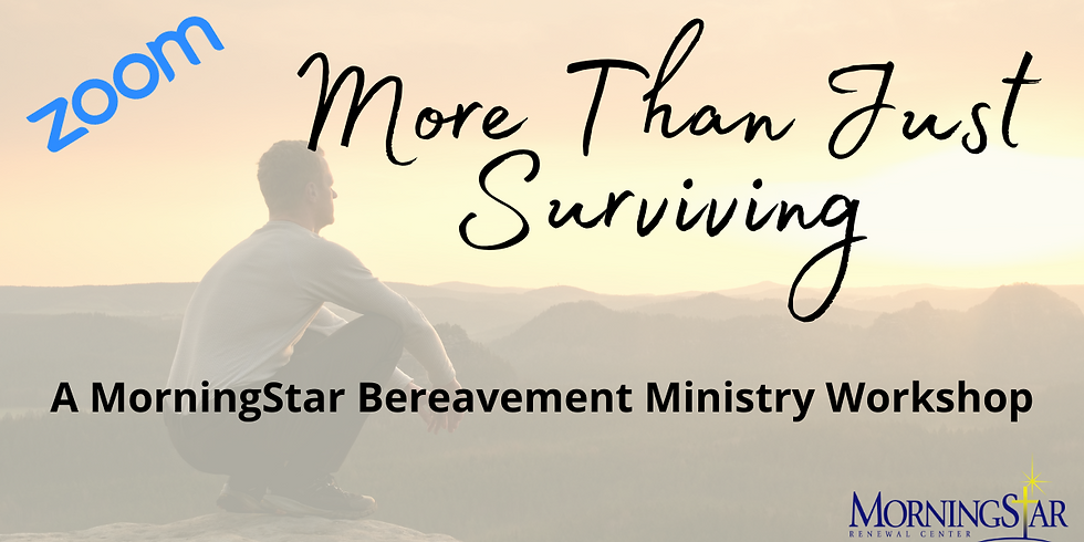 More Than Just Surviving