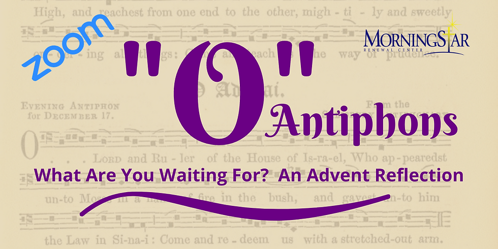What Are You Waiting For?  An Advent Reflection
