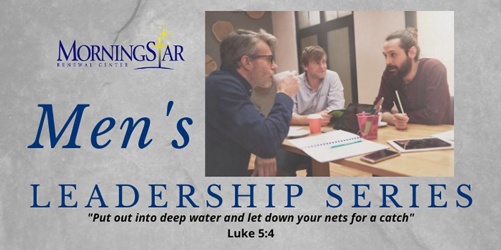 Men's Leadership 3 Part Series
