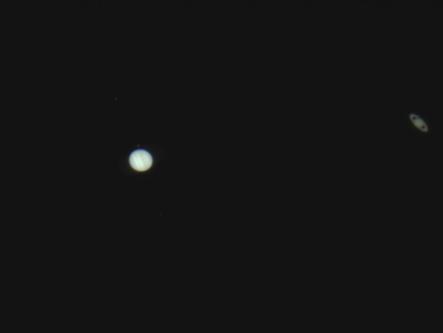 The Great Conjunction, Jupiter & Saturn 12/21/2020