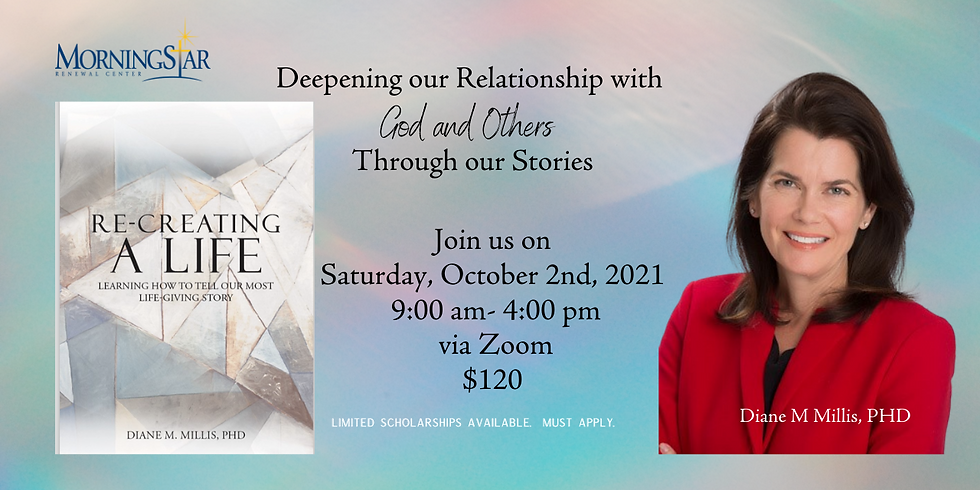 Deepening Our Relationship with God and Others Through Our Stories