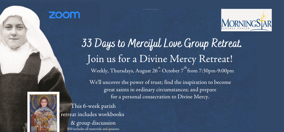 33 Days of Merciful Love