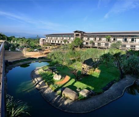 目ん玉が飛び出す⁉台湾の最狂ホテル⁉