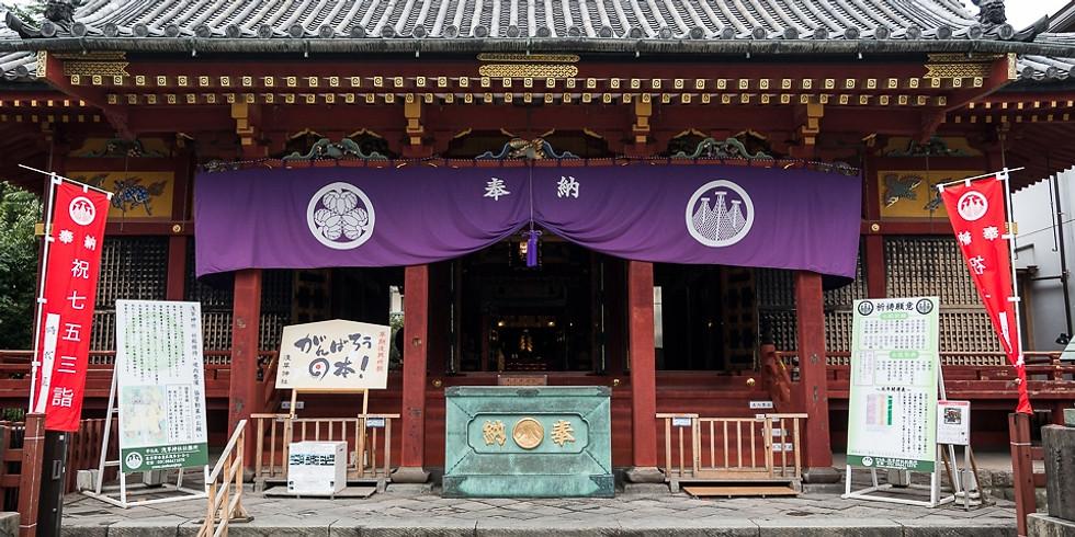 ルッコラの杜-神社正式参拝-