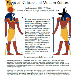 Egyptian Culture and Modern Culture