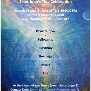 Saint John's Tide Celebration