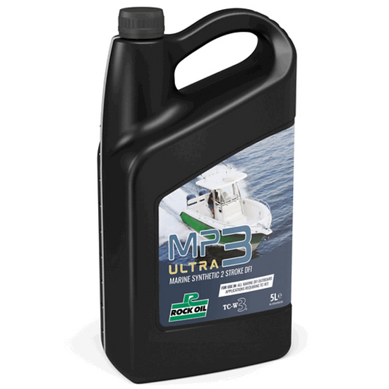 MP3 Ultra 4L Outboard Oil 2 Stroke DFI