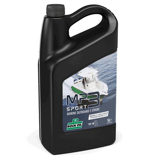 MP3 Sport 4L Outboard Oil 2 Stroke