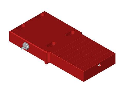 VPH005 Vacuum Part Holder (40mm width - optical path length)