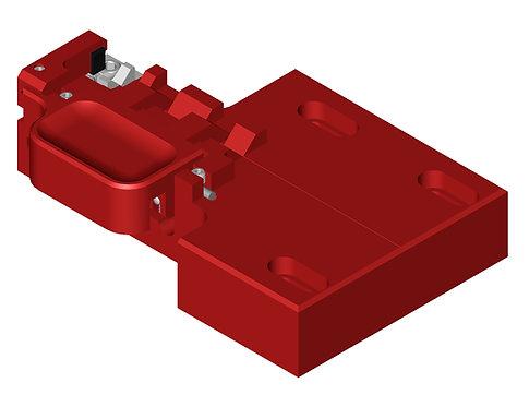 Fiber Holder Standard Right 125/250/900µm