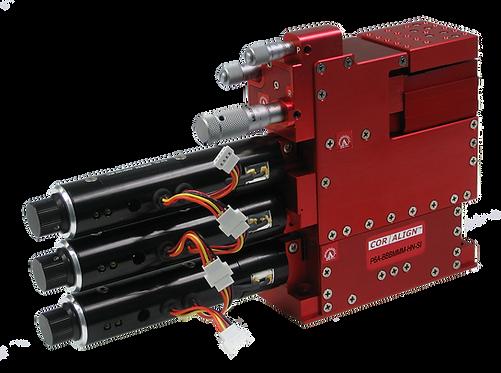 I6005 XYZ/RYP Semi-automated Positioner (XY/20nm Z/100nm)