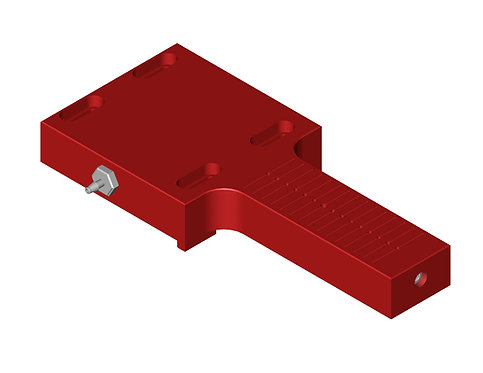 VPH002 Vacuum Part Holder (15-25)x(20-30)x(0.5-2)mm substrate