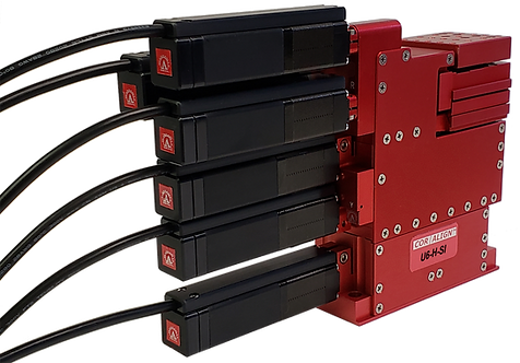 U6 Ultra XYZ/RYP Fully Automated Positioner (XY/10nm Z/50nm)