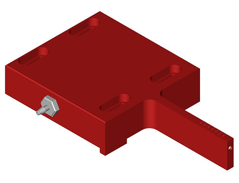 VPH008 Vacuum Part Holder (4-12)x(10-15)x(0.2-2)mm substrate
