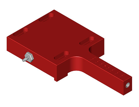 VPH004 Vacuum Part Holder 10x10x0.5mm substrate