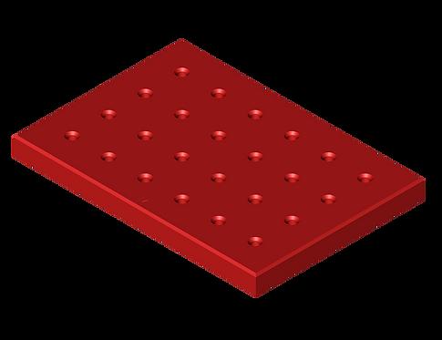 BP001-SI Base Plate (114mm x 165mm x 12mm)