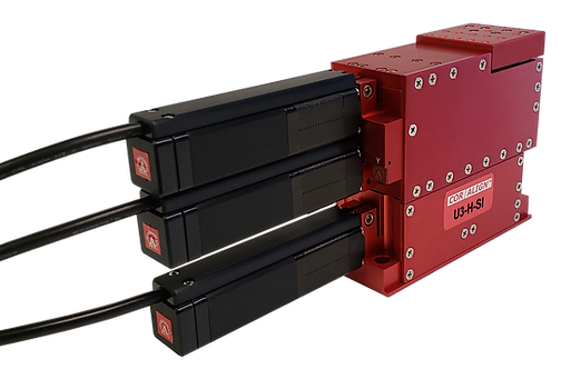 U3 Ultra XYZ Fully Automated Positioner (XY/10nm Z/50nm)