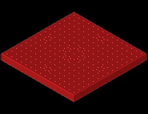 """BP006-I Base Plate (14.5"""" X 14.5"""" X 1"""")"""