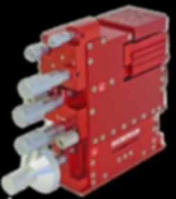 Luminos I6000 XYZ/RYP Manual Positioner