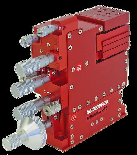I6000 XYZ/RYP Manual Positioner (XY/10nm Z/50nm)