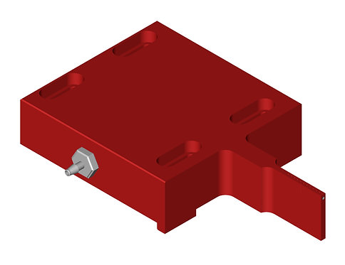VPH003 Vacuum Part Holder, 1.5x(3-5)x0.5mm substrate