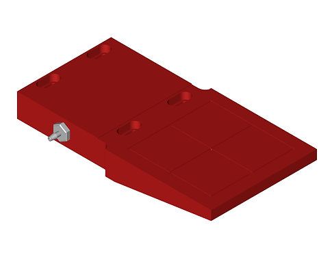 VPH010 Vacuum Part Holder 50x50x1.5mm substrate
