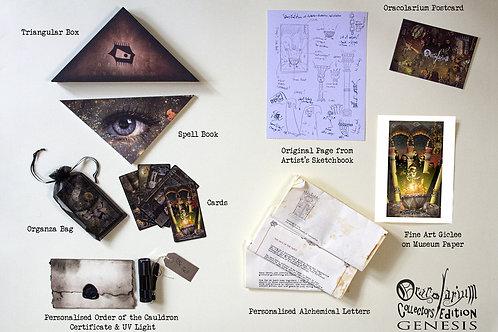 Genesis: Oracolarium Collectors Edition
