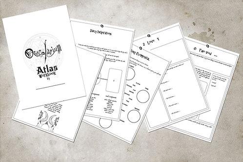 Atlas: the Print-at-home Oracolarium Workbook