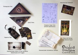 Oracolarium Genesis Collector Edition