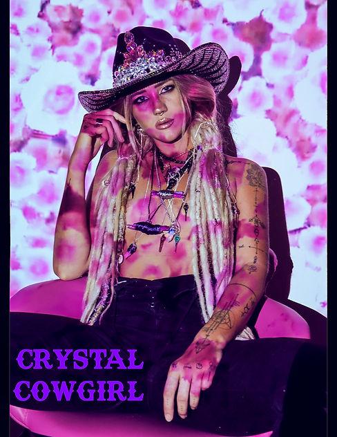 Crystal Cowgirl